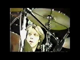 The Police - 1985 Stewart Copeland Drum Clinic
