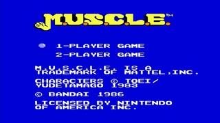 Tag Team Match: . -  Командный матч: МУСКУЛЫ / Денди / Dendy / NES / Famicom / Nintendo