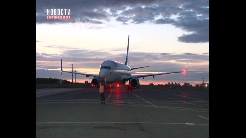 С ноября авиакомпания Победа планирует увеличить число рейсов из Чебоксар в Санкт Петербург