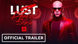Hitman 3: Seven Deadly Sins Lust - Official Announcement Trailer