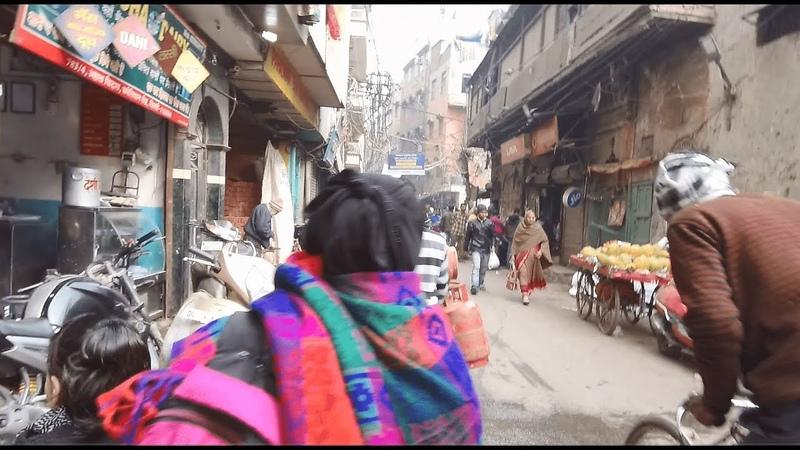 Суматошный Дели. Индия. 1
