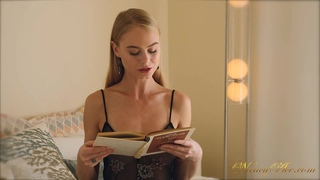 Nancy Ace - reading to orgasm · #coub, #коуб
