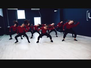 Universe Dance School | Jazz-Funk | Britney Spears - Womanizer