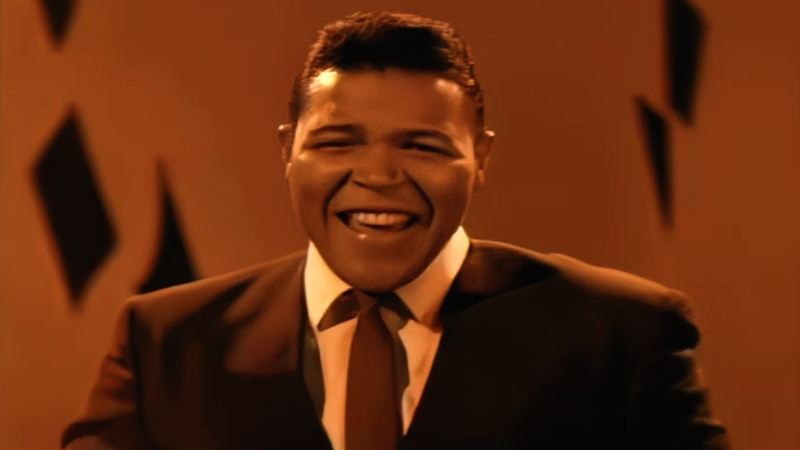 Chubby Checker Let's Twist Again Restored Footage Stereo