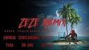 ZEZE Remix Eminem Tyga G Eazy Chris Brown Travis Scott Dr Dre 50 Cent Offset Kodak Black