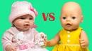 Кукла Беби Бон или Бербеса!! Сравнение куклы беби бон и испанской куклы berbesa