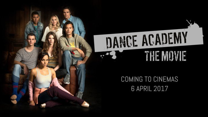 Танцевальная академия Фильм Dance Academy The Movie 2017 Драма