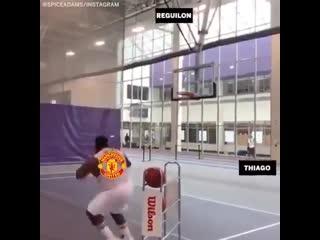«Манчестер Юнайтед» в это ТО