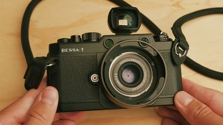 Shooting My NEW 35mm Film Camera!