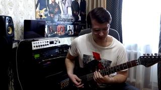 как расслабить левую руку на гитаре