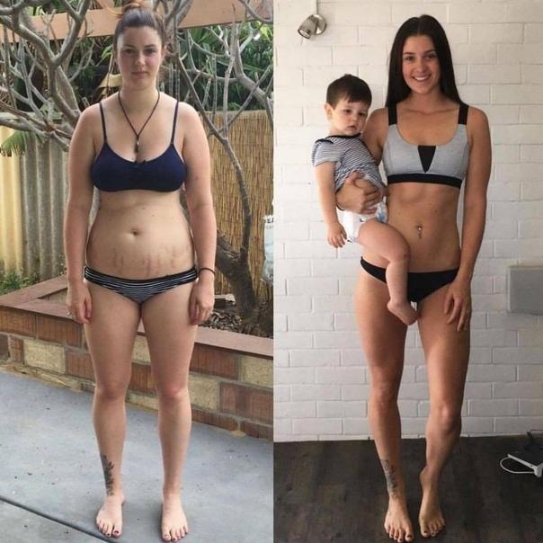 Секреты похудения после родов