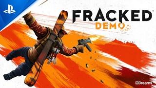Fracked - Demo Launch Trailer | PS VR