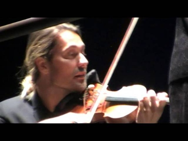 David Garrett Tchaikovsky Violin Concerto in D major op 35 1 Roma 21 07 2016