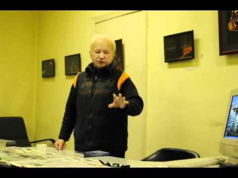 Летчик-истребитель в отставке И.А. Шарин об НЛО