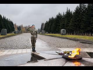 Сергей Тимошенко-Вечный огонь