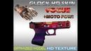 Glock 18 HD Vogue moto POW!