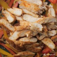 id_54098 Куриное филе с овощами 🍴😋  Автор: daniya_alt  #gif@bon