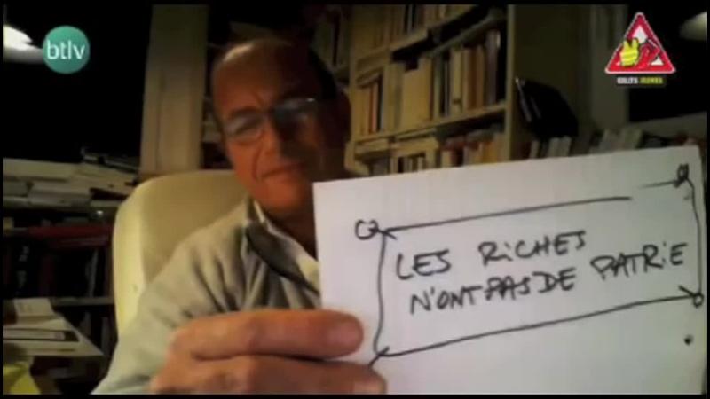 Étienne Chouard se lâche sur lAnti-France en infiltration (05_12_2018)