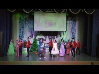 Покачи 29 декабря 2019 год Снежная королева от театра - студии Каламбур