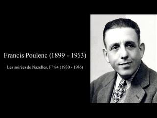 """Pascal Rogé plays Francis Poulenc  """"Les soirées de Nazelles"""", FP 84"""
