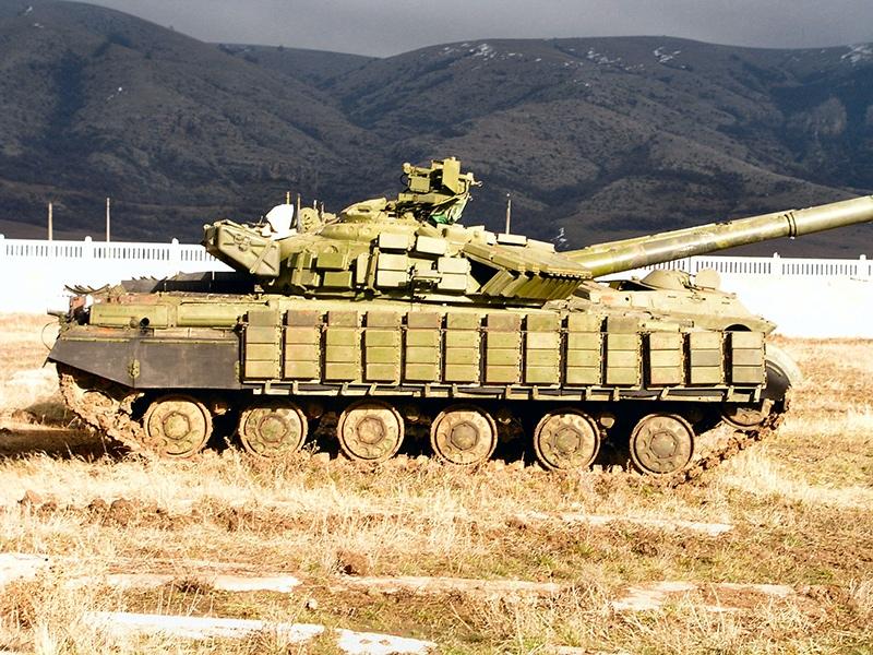 ТАНК Т-64, изображение №12