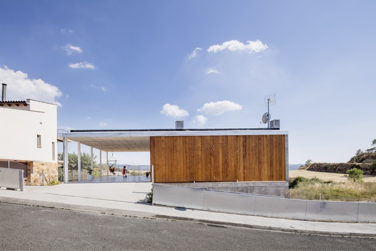 Calders House / narch