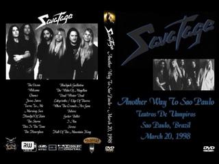 Savatage - 1998-03-20 - Sao Paulo, BR