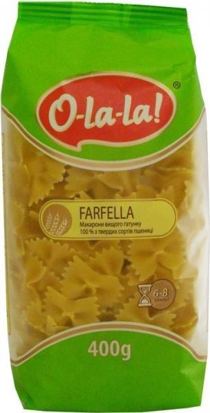 Αлина Φилиппова: Макароны - бантики из твердых сортов пшеницы