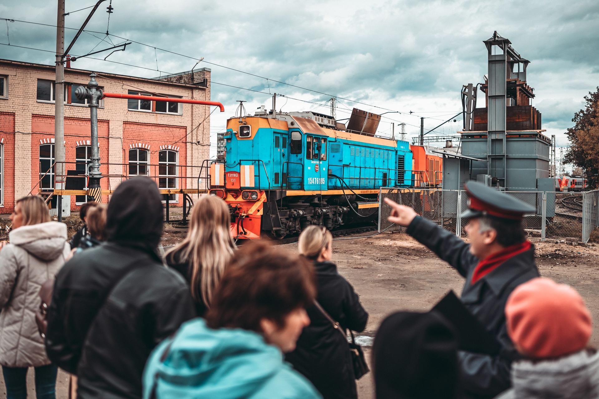 """Жителей Твери приглашают на иммерсивную экскурсию """"Императорский вокзал"""""""