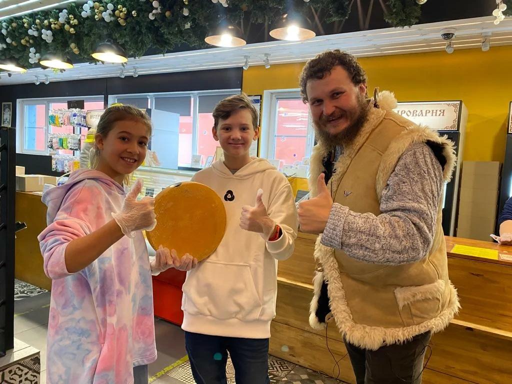 Московского «двоечника» наградили сыром