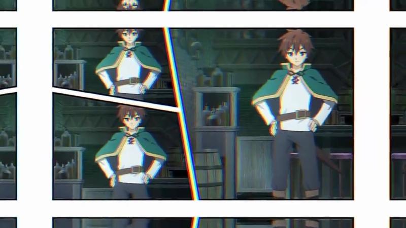 Коносуба | Приветствие Казумы | Anime Edit