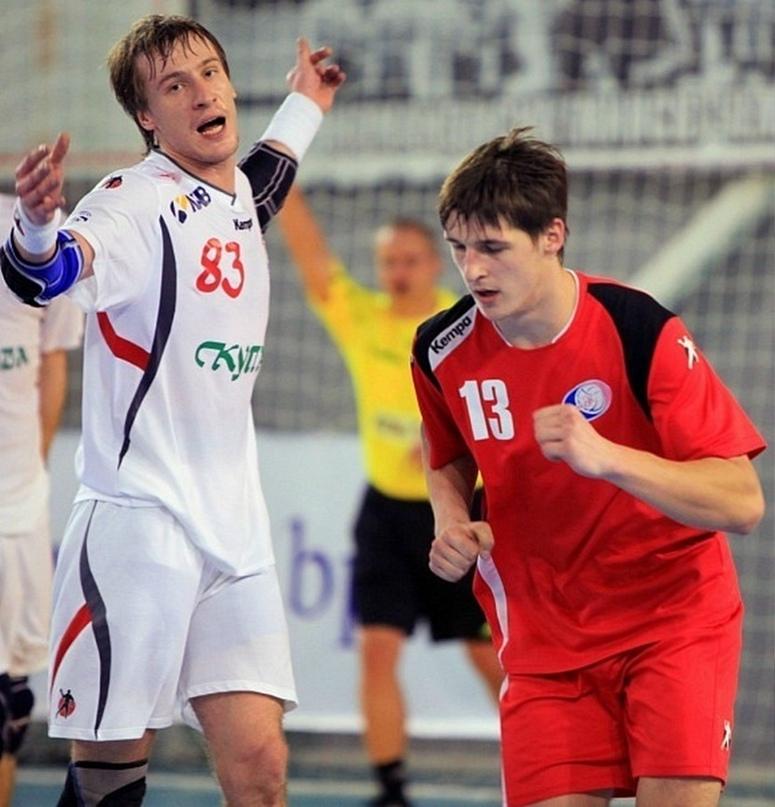 Максим Каршакевич и Олег Астрашапкин