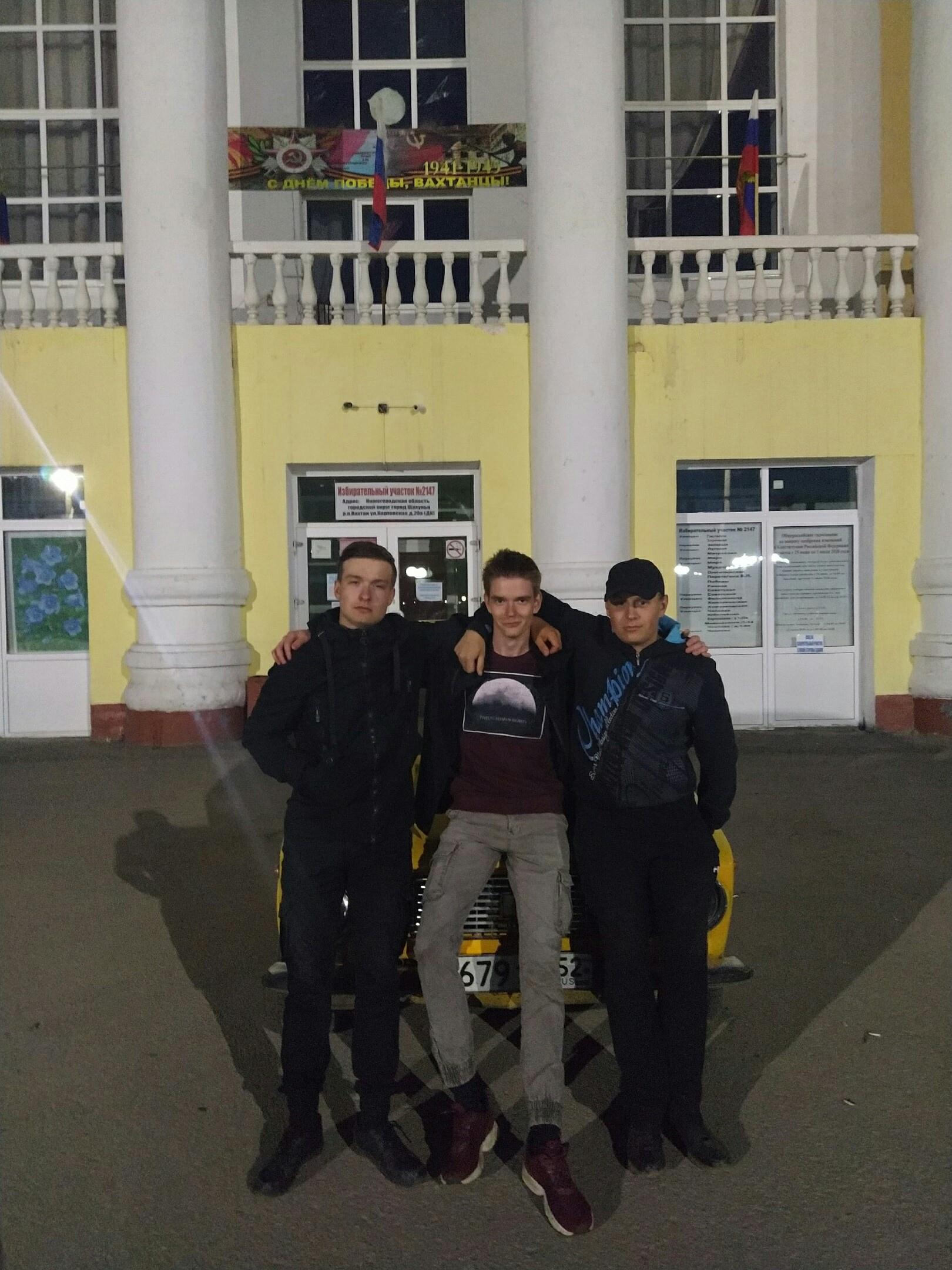 Иван, 23, Vakhtan