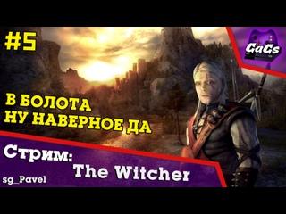 Wiedźmin [The Witcher / Ведьмак | ПРОХОЖДЕНИЕ #5 / GaGs]