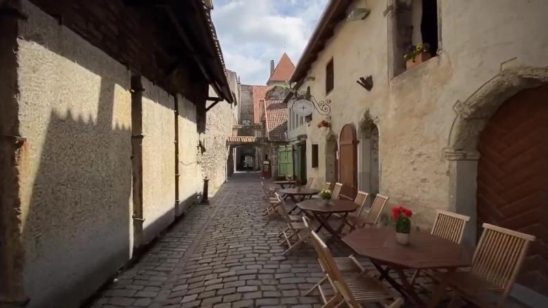 Visit Tallinn Walk the narrow cobbled streets of Tallinn