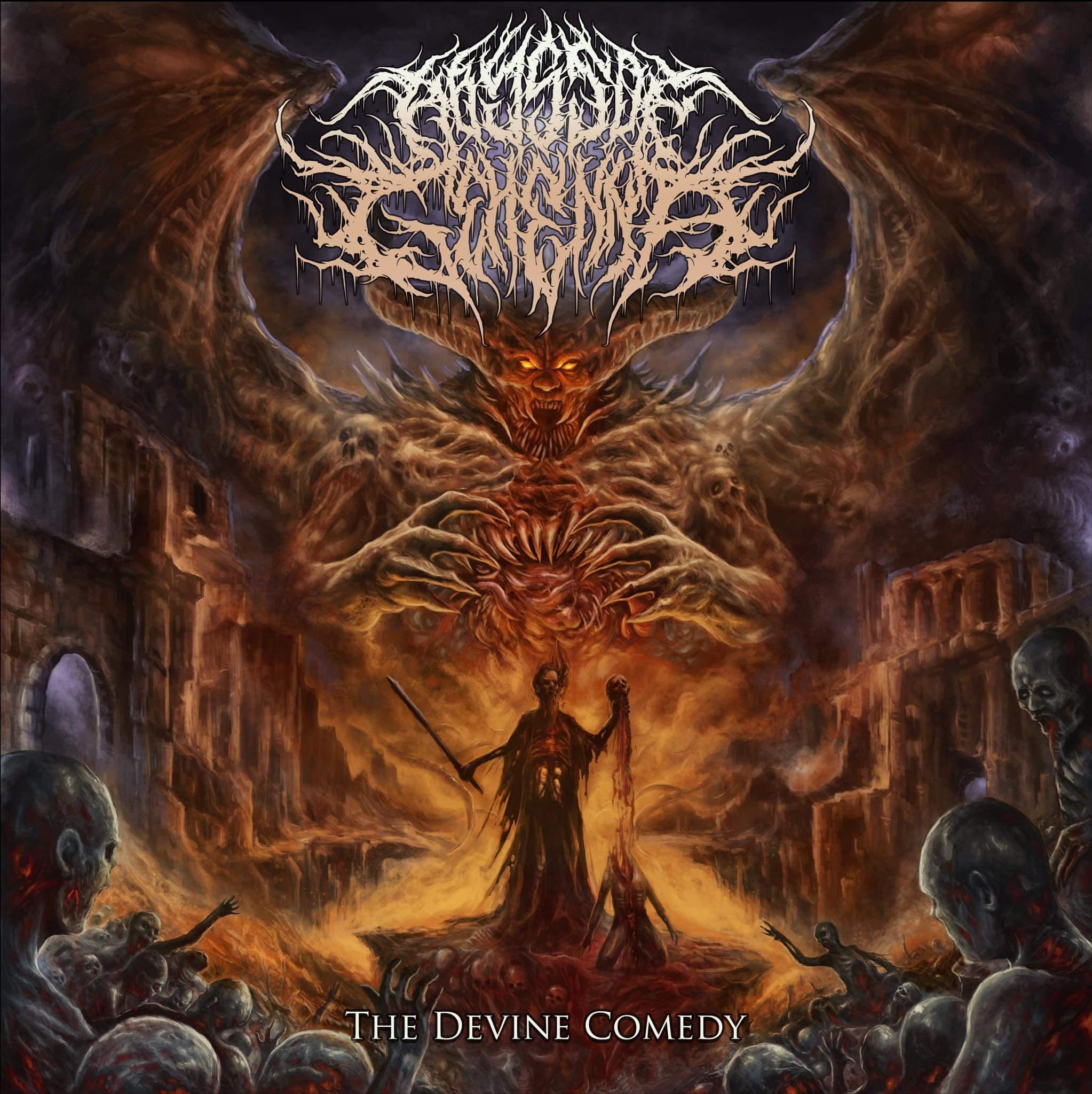 Abyss of Gehenna - Treachery [single] (2021)