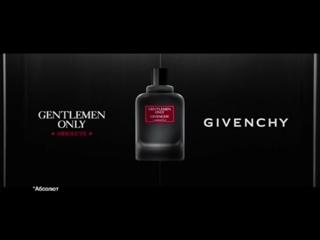 Реклама Gentlemen Only Absolute   Живанши - Саймон Бейкер