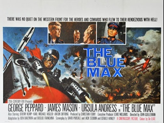 The Blue Max (1966) -Better Quality- George Peppard, James Mason, Ursula Andress