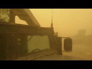 подрыв авто смертника ИГИЛ у здания шиитской полиции Ирака