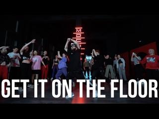 GET IT ON THE FLOOR // DMX Feat. Swizz Beatz // ВЛАД ГЕНИН // Hip-Hop
