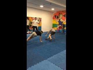 Team SCRAMBLE. Summer training 2021