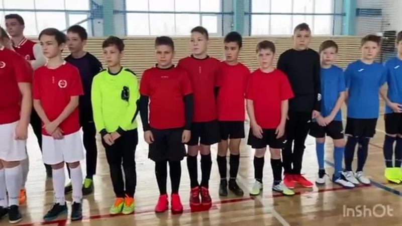 Мамадышский район принял IV республиканские соревнования по мини-футболу