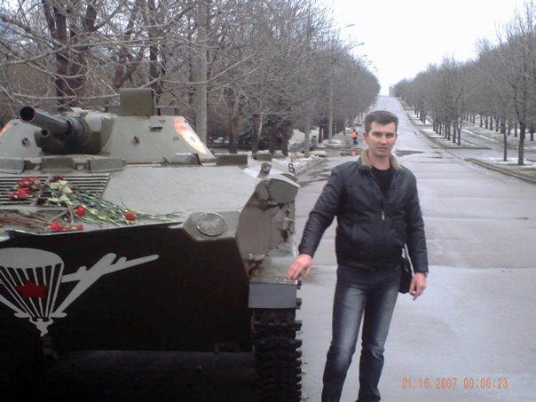 Сергей Турбаевский, Александрия, Украина