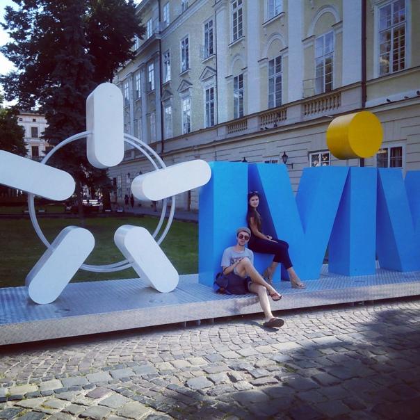 Виктория Алексюк, Днепропетровск (Днепр), Украина