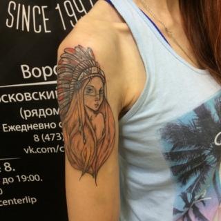 Наколки нашего городка — фотоконкурс татуировок