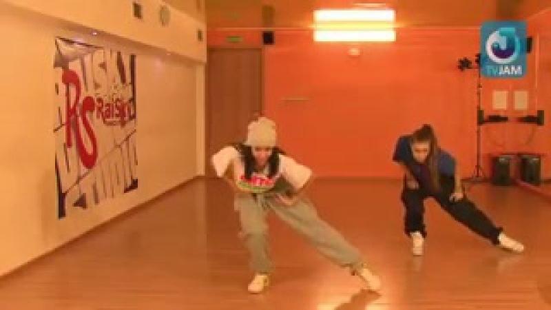 Движения хип хоп видео обучение zhezelru