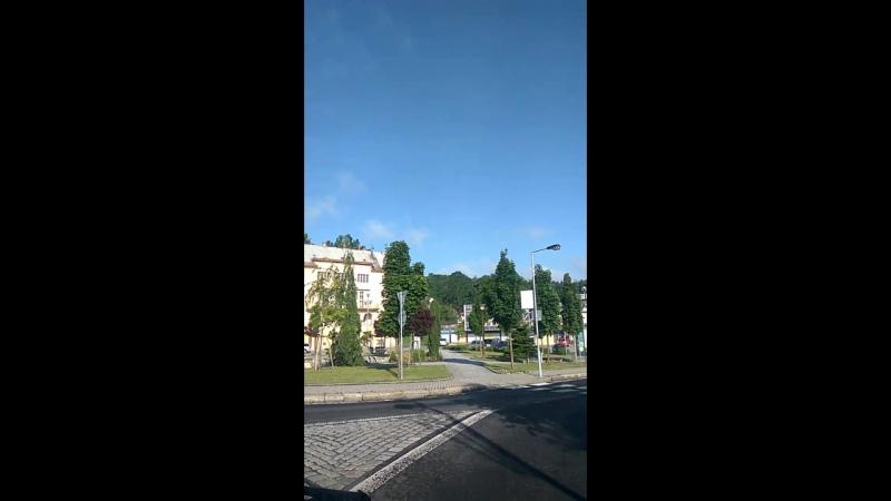 аш приграничный чешский город