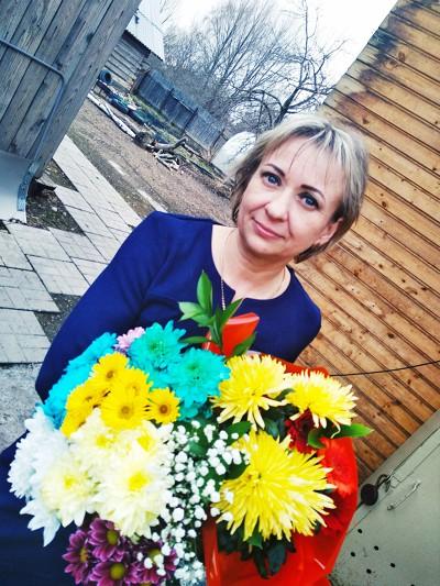 Марина Виноградова, Пестово