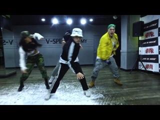 BTS - Mic Drop [MIX IN CREW vol.1]  Choreography | PURPLOW