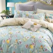 Комплект постельного белья Asabella 253, размер евро